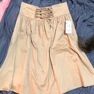 A Shape Skirt Zara
